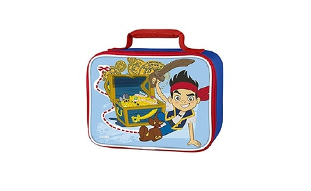 Thermos Soft Lunch Kit, Jake and Neverland Pirates - K25058006 4dab357a-de3c-4c9a-b13d-4c5cd33ce981