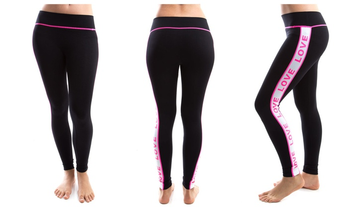 Women's Body Shaping Athletic Sports Leggings