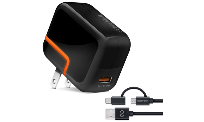 HyperGear QC3.0 Rapid Charge Wall Charger's