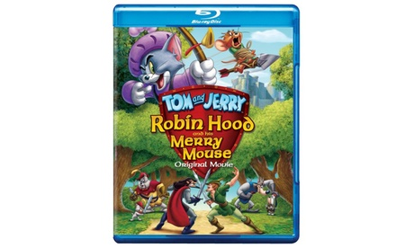 Tom and Jerry Robin Hood and His Merry Mouse (Blu-ray) f2f88d8a-cd25-4b8d-a87b-72f0dafc7aec
