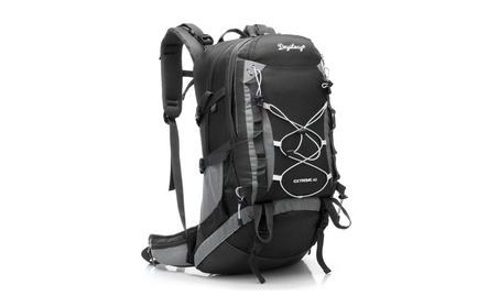 Large 40L Outdoor Travel Backpack Hiking Foldable Daypack d14b9167-f238-42fa-90d8-265bc37e4da8