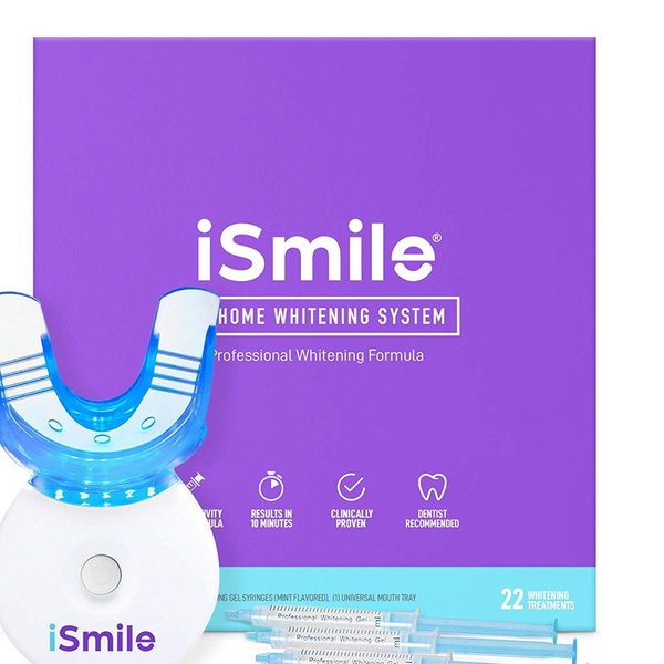 Up To 50 Off On Ismile Teeth Whitening Kit Groupon Goods
