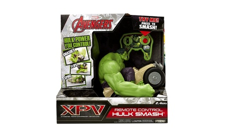 Marvel Avengers Radio Control Hulk Smash 5455c480-2e65-4572-8d51-666486a5c7c1