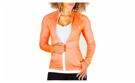 MissFit Activewear Athletic Jacket dc79537b-056c-4072-a480-9a1192a44d69