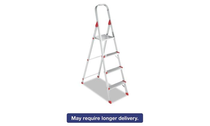 Louisville Aluminum Euro Platform Ladder