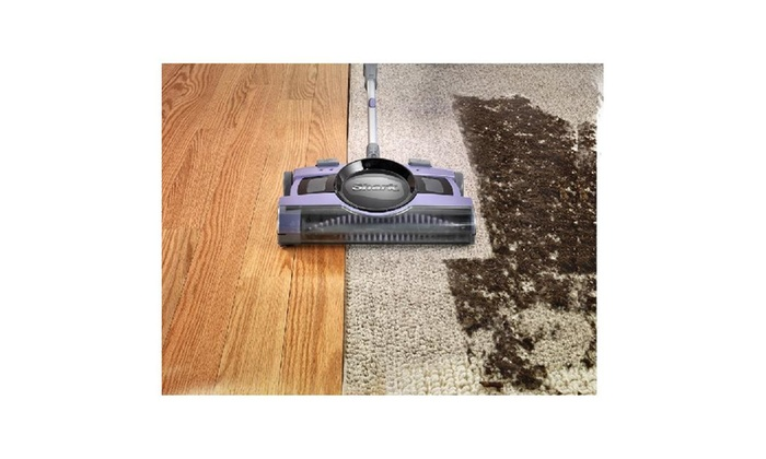 Shark V2950 - 13-inch Rechargeable Floor And Carpet Sweeper