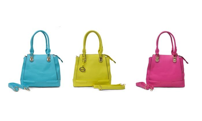 Sorrentino Sori Collection No. 712 Candy Handbag