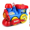 Miracle Bubble Train Battery Operated Bubble Blowing