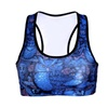 Women's Fitness & Yoga Animal Print Fitness Clothing Tops