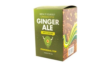 Brew It Yourself: Ginger Ale Kit 33e17f2b-5c00-4a46-a4ac-69d47221837a