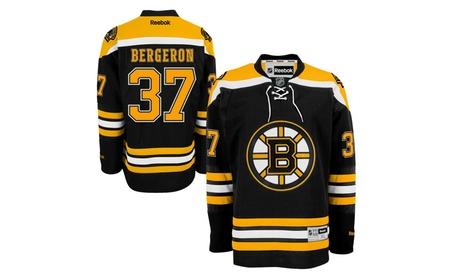 Patrice Bergeron Boston Bruins Premier Player Jersey - Black 4265306d-4844-45b8-b7ce-c46827e58d60