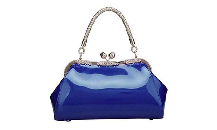 Work Place Patent Stereotypes Leather Handbag