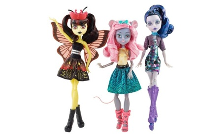 Monster High Boo York Boo York Character Doll Bundle 9c870f35-2945-42a0-81e9-b79ccf8541eb
