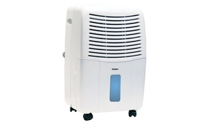 Haier Dehumidifier with Smart Dry (Manufacturer Refurbished)
