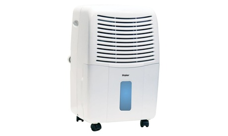 Haier Energy Star 50 Pt Dehumidifier with Smart Dry (Manufacturer Refurbished) ecaebdb9-77f9-41a9-abc0-910be31a39f9