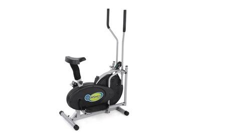 2 in 1 Exercise Bike Height Adjustable Elliptical Machine fbd10209-ebed-427d-b83e-17c165b683aa