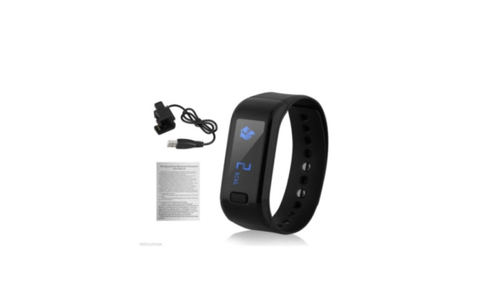 Smart Watch Fitness Activity Tracker Smartband Wristband