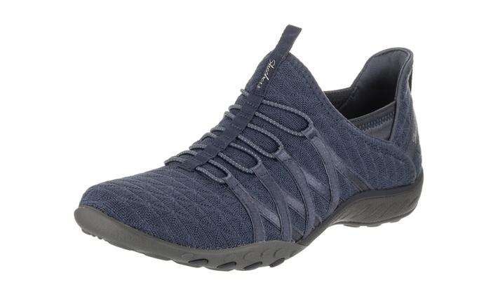 d9e36c0e3aa9 Skechers Women s Breath-Easy - Viva-City Casual Shoe