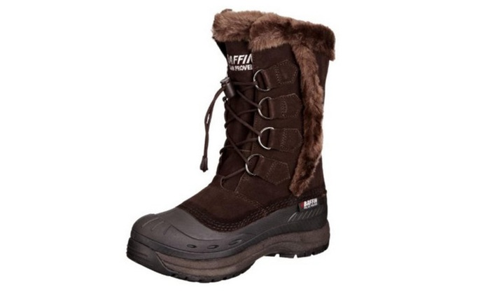 5920c03ec55 Baffin Womens Chloe Suede Insulated Winter Boots
