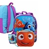 """Finding Dory 12"""" Toddler Backpack Set With Lunch Bag, Crayons"""