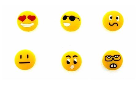Tennis Vibration Dampeners-Emoji Faces 3c43e54d-77d8-43bf-9723-df680c919dae