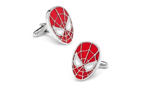 Spiderman Cufflinks 2c5b8b40-7c23-4afa-8895-00e4df2aed67