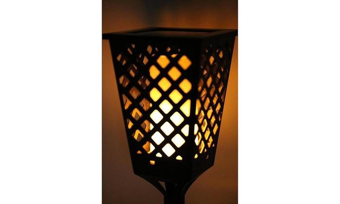 tiki lighting. Solar Dancing Tiki Light As Seen On TV (Pack Of 2) Tiki Lighting I