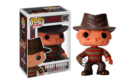 Funko Pop Movies Nightmare on Elm Street Freddy Krueger Vinyl Figure bf15bfe8-f742-4fa9-93fc-c948b85f515f