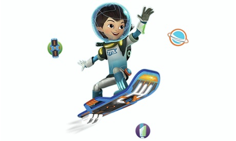 Roommates Decor Miles from Tomorrowland Giant Wall Decals d640105f-b0b2-4125-b81c-a9a9091a66b9