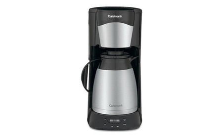 Cuisinart DTC-975BKN 12 Cup Programmable Thermal Brewer (Black) 1e3b805f-5ab8-40a3-9855-f99649940148
