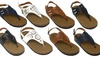 Tammys  Cusion Filled Sandals