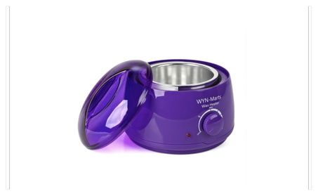 Wax Warmer Heater Pot Machine + 100g Waxing Beans + 20pcs Sticks 61ea67b6-be83-419c-8db8-ac92e996c4b4
