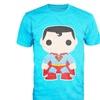 Funko Superman Dc Comics Superhero T-Shirt Tee