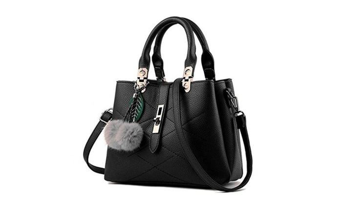 Fashion Bag Ladies Handbag Female Bag with decorate For Women