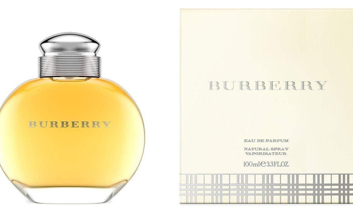 Women 3 Ml For Oz 100 4 Burberry Edp Classic vN8Oymn0w