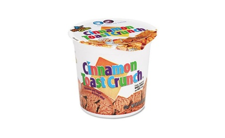 General Mills SN13897 Cinnamon Toast Crunch Cereal Single-Serve a190b1dc-7702-4e14-9b69-ed2a3c005313