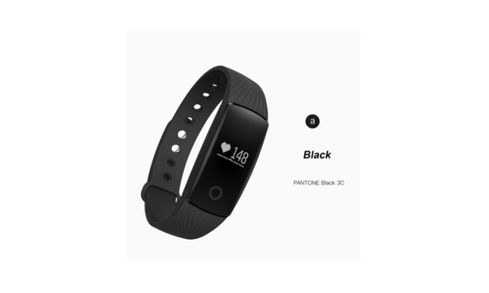 Super Smart Watch Rate Monitor Pedometer Fitness Wristband Bracelet