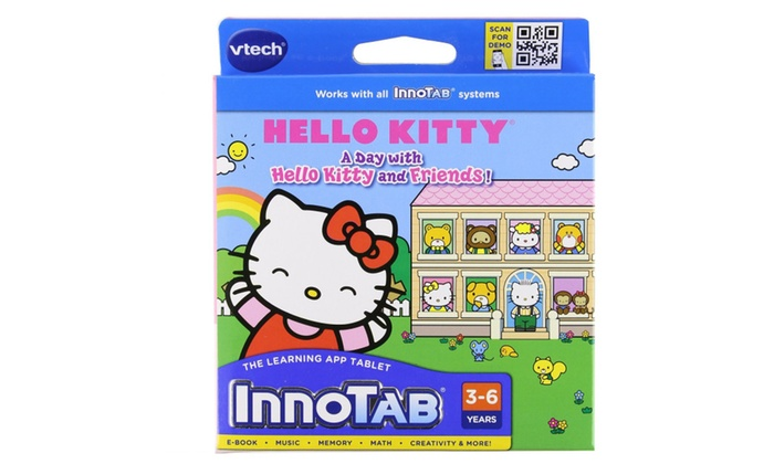 VTech InnoTab Software Hello Kitty