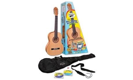 My Guitar Beginner Pack for Kids with Interactive Software 6e724e95-988a-475d-82a6-4cbdff298c22