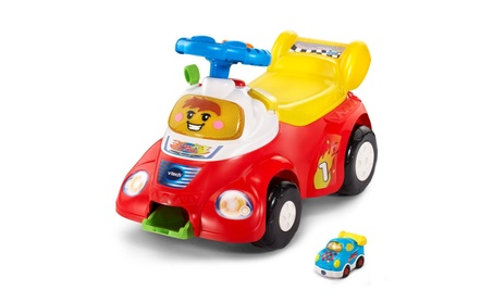 VTech Go! Go! Smart Wheels Launch and Go Ride On f38c3944-b373-44dc-9fd5-0b71ab940db8
