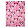 Minnie Mouse Plush Printed Blanket
