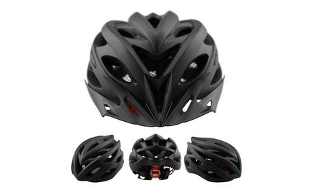 New Cycling Safety Mountain Bike With Light Helmet Matte Material 99a31fd3-1836-409c-90d7-42a0b0cb4444