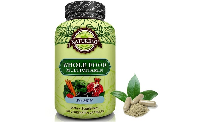 Organic Whole Food D With Mk