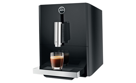 Jura A1 Automatic Coffee Machine (Piano Black) 4704f035-6487-4b26-948d-5a129b182533