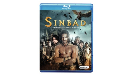 Sinbad: Season One (Blu-ray) 3ab2788b-9fc0-4c29-8c4b-692786857b33