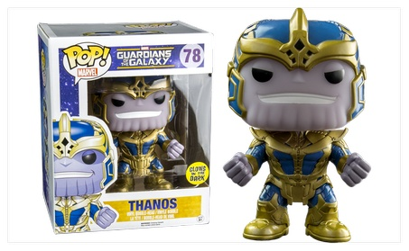 Funko Marvel Guardians of the Galaxy POP Marvel Thanos Exclusive 6 in 11db194a-b54e-40bd-b8f5-5620abe05125