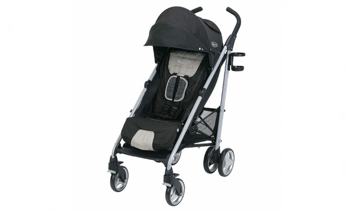 Graco Breaze Click Connect Stroller Pierce