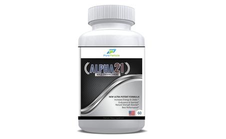 Pure Particle Alpha 21 - Powerful Natural Male Enhancement Guarantee c12c910c-5707-4110-80b7-e10546a19917