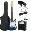 Electric Guitar with Amp  Case and Accessories Pack Beginner Starter