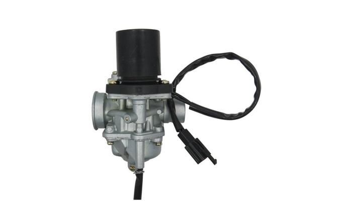Engine Cooling & Accessories Nice Carburetor For 2-stroke Dinli 50cc 70cc 90cc 100cc 110cc Atv Carb Electric Chock
